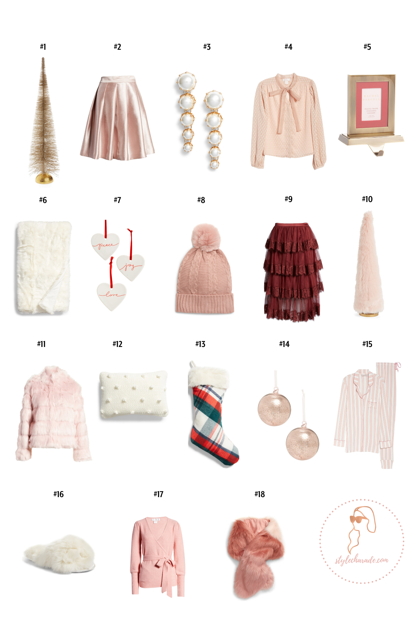 Rachel Parcell Holiday Collection