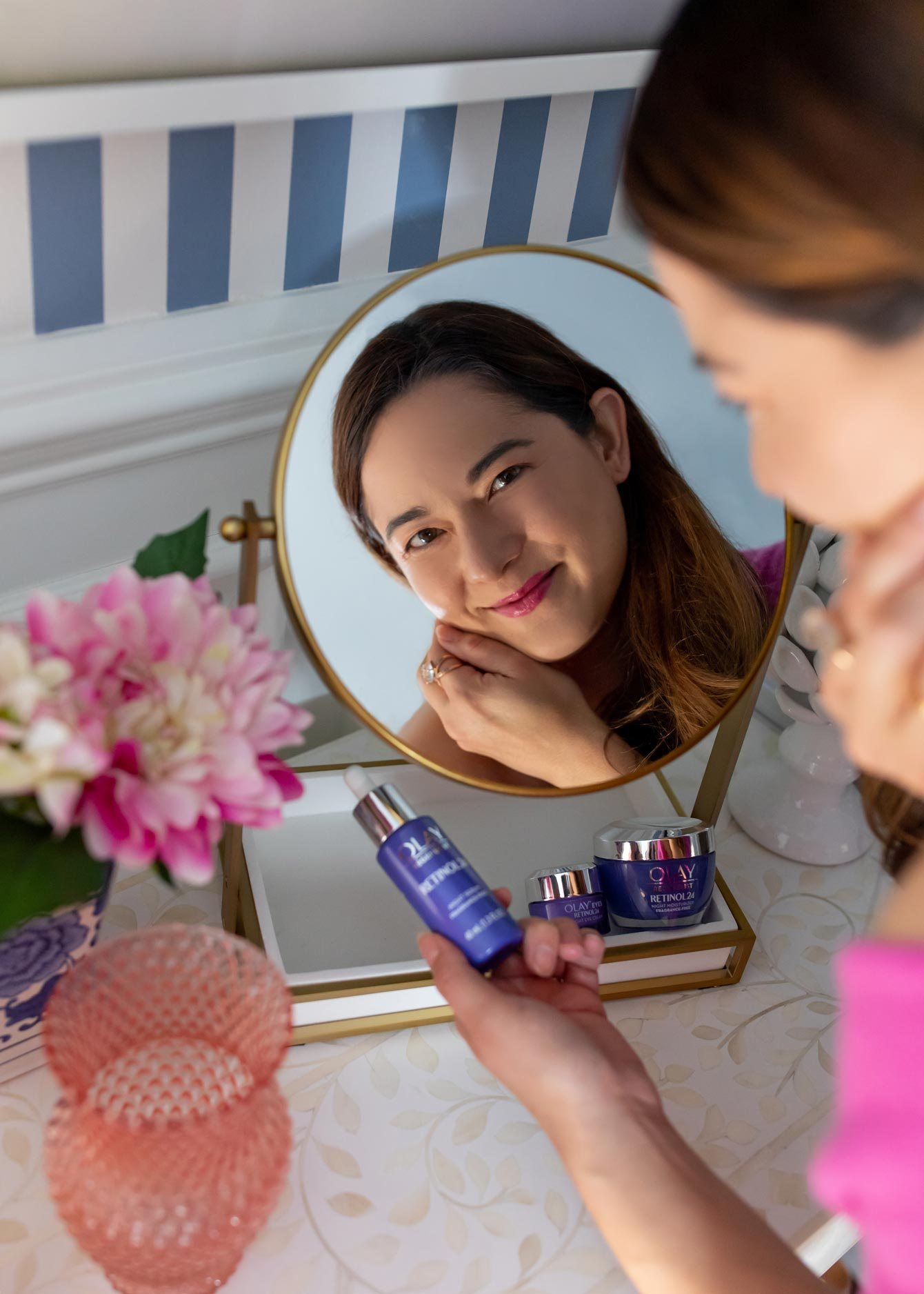 What Happened Testing Olay Retinol24 For Four Weeks Style Charade