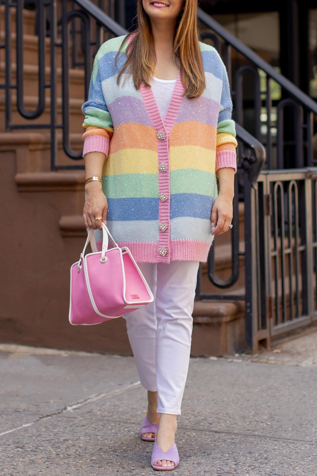 Kate Spade Pink Sam Bag