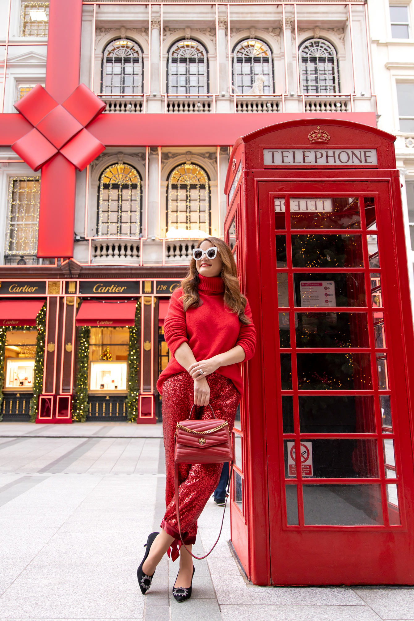 Cartier London Holiday Photoshoot
