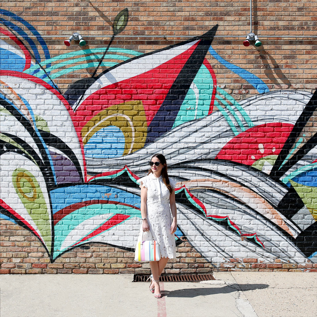 Simones Mural Chicago Pilsen