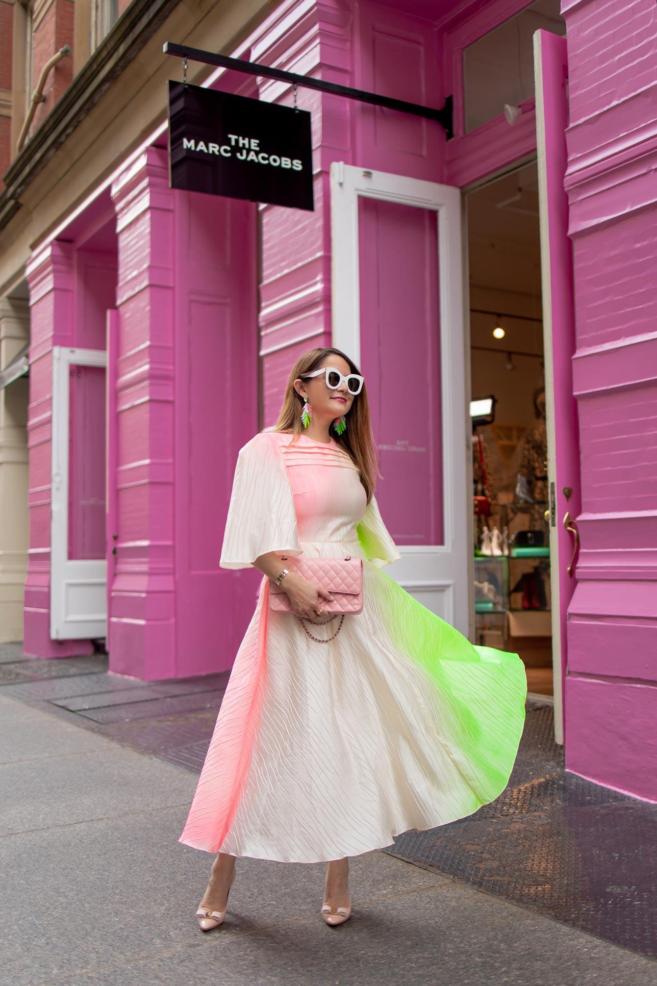 Roksanda Raeya Ombre Dress