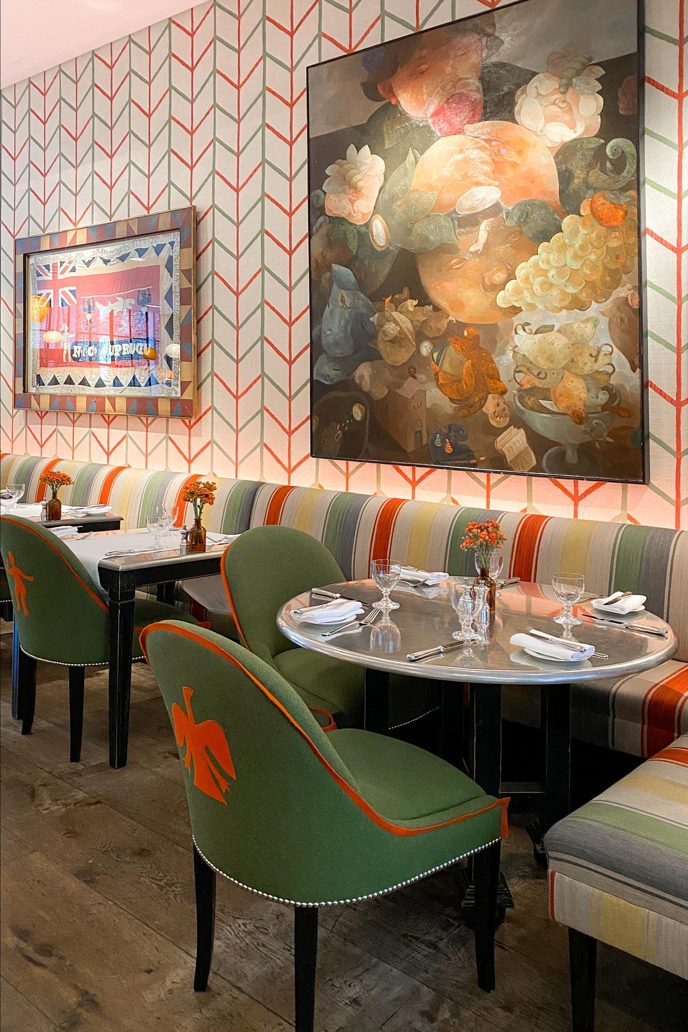 Crosby Bar New York Interior Design