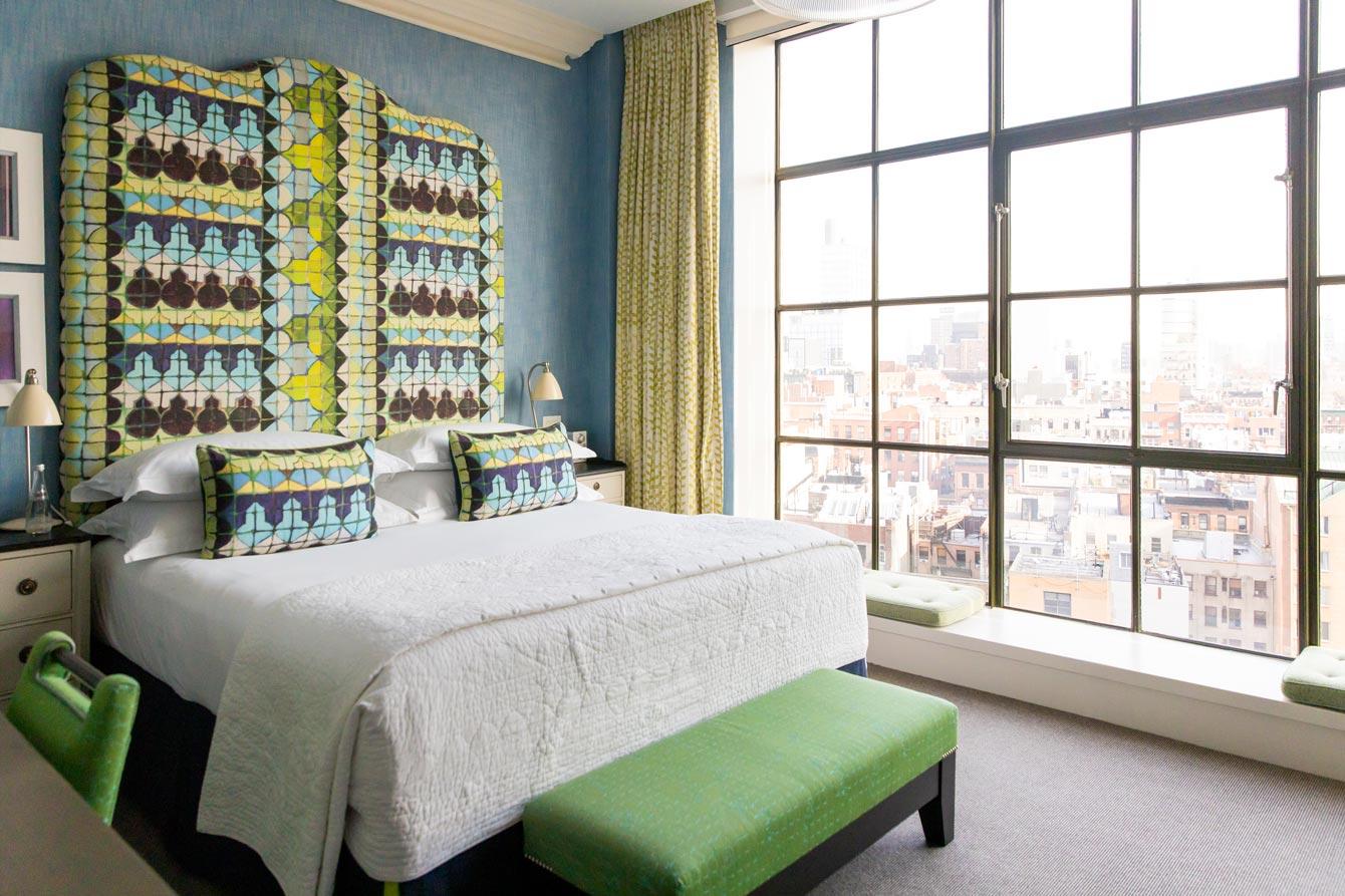 Crosby Street Hotel Deluxe High Floor