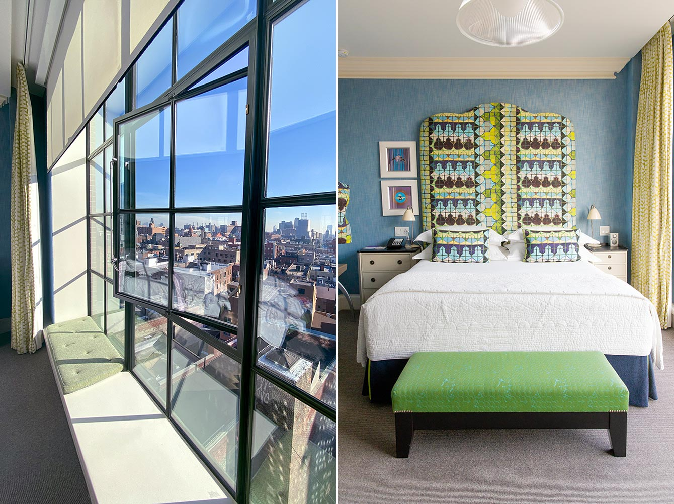 Crosby Street Hotel Deluxe Room