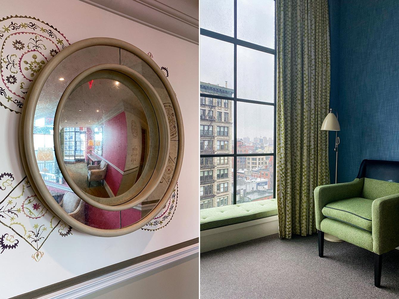 Crosby Street Hotel Interior Design