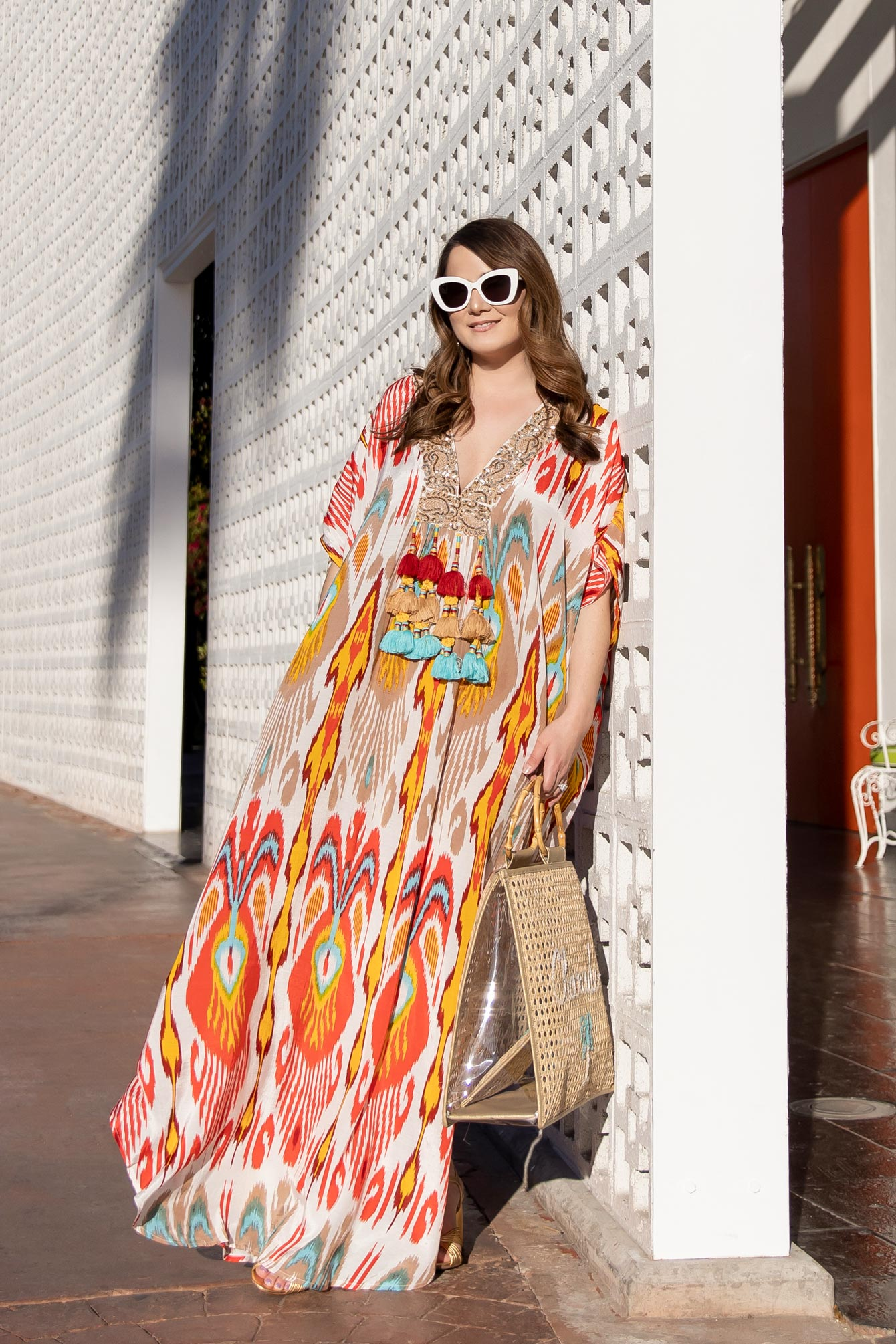 Jennifer Lake Outdazl Caftan