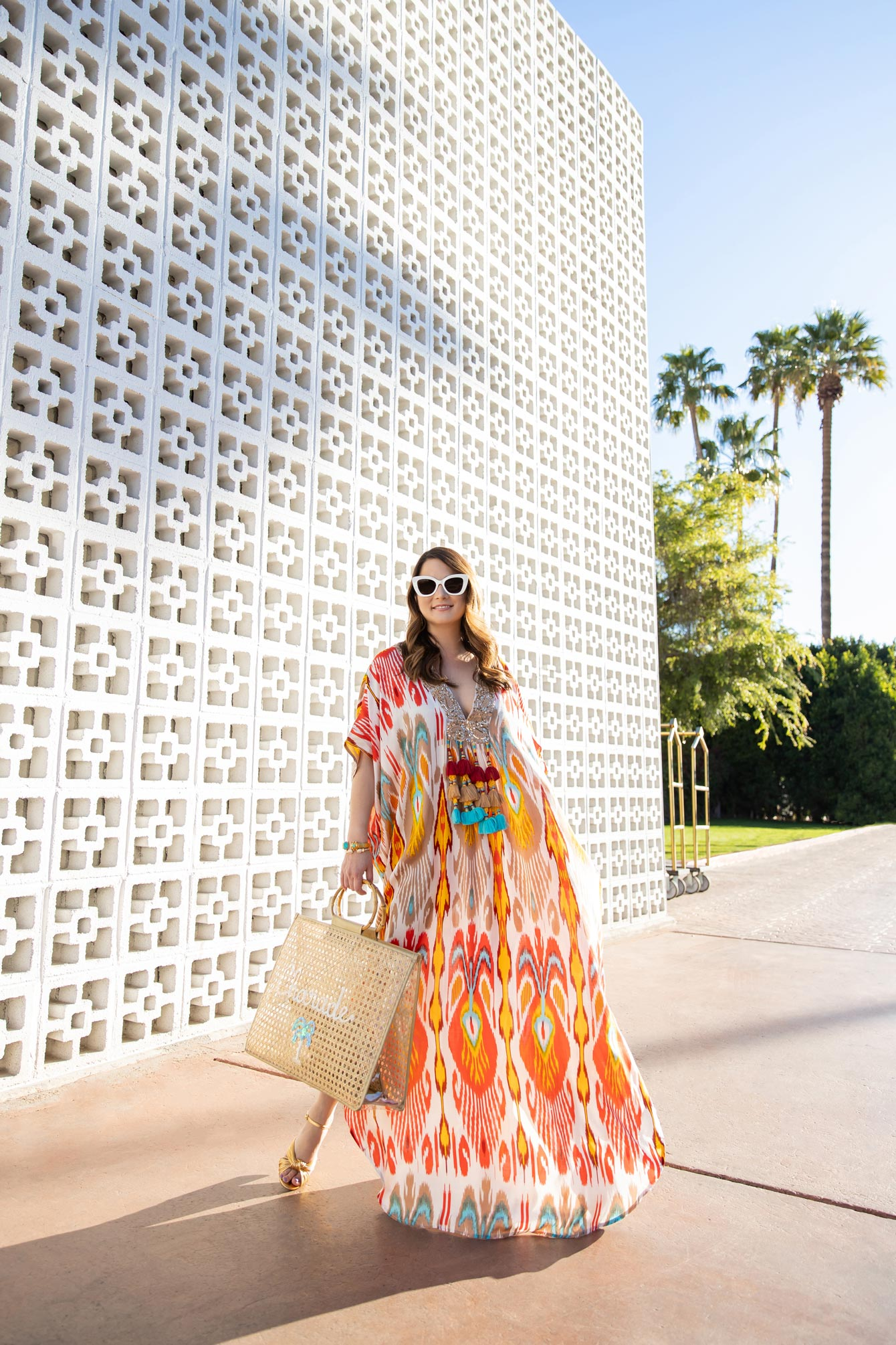 Jennifer Lake Palm Springs Caftan