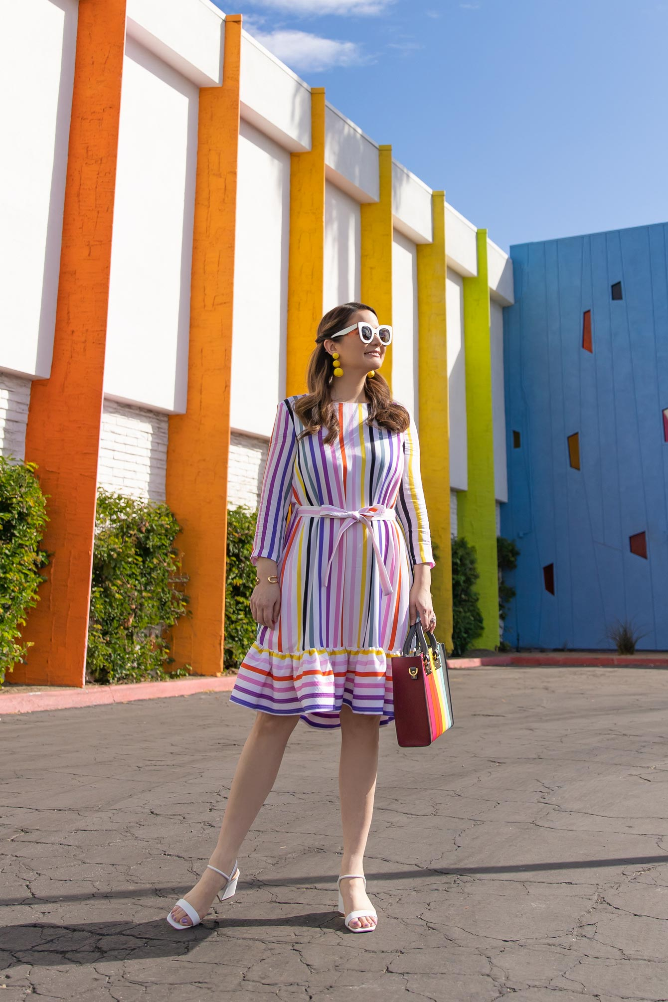 Persifor Poppy Rainbow Dress