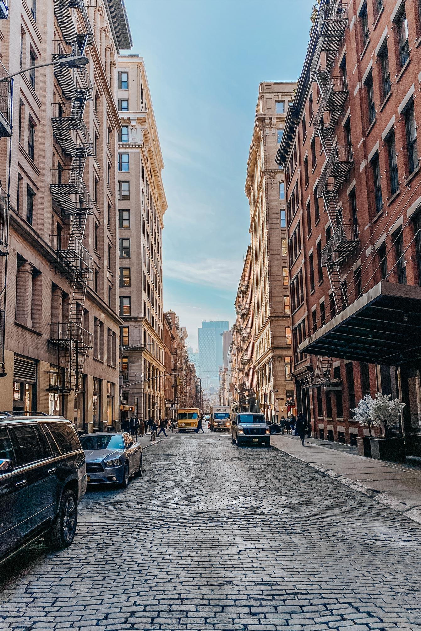 Soho New York Crosby Street