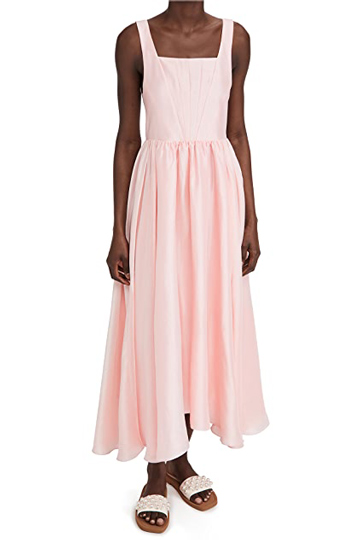 Azeeza Pink Dress