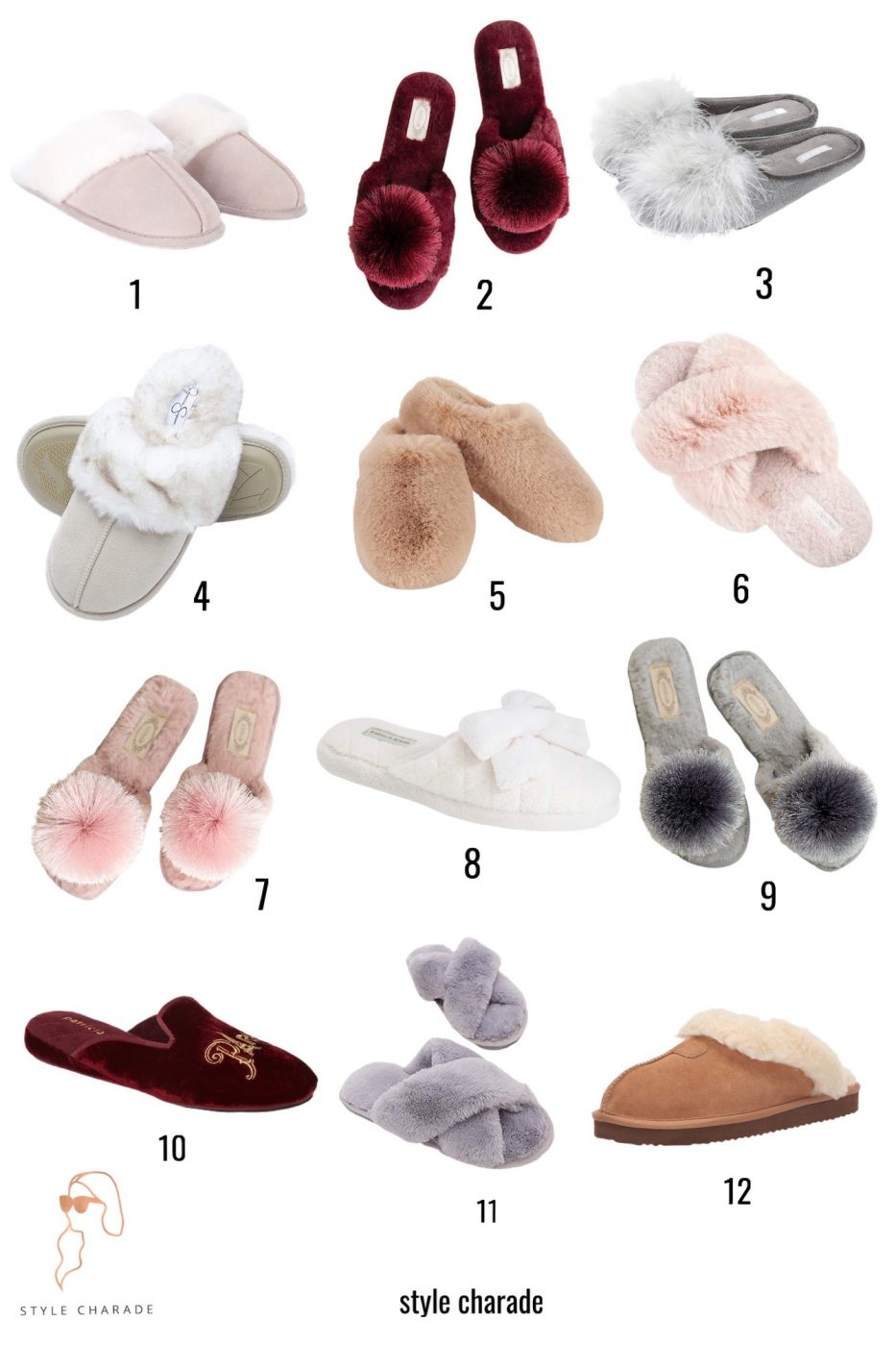 Affordable House Slippers