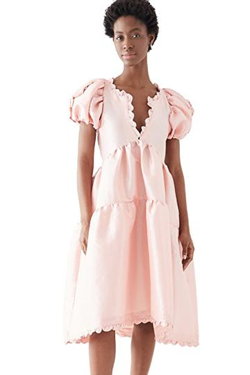 Kika Vargas Leana Dress