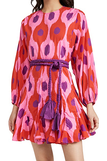 Rhode Ella Ikat Dress