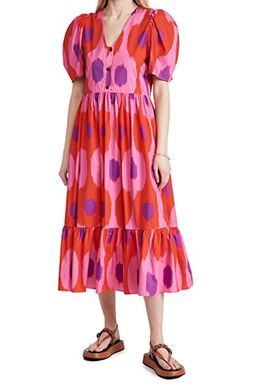 Rhode Nisha Ikat Dress