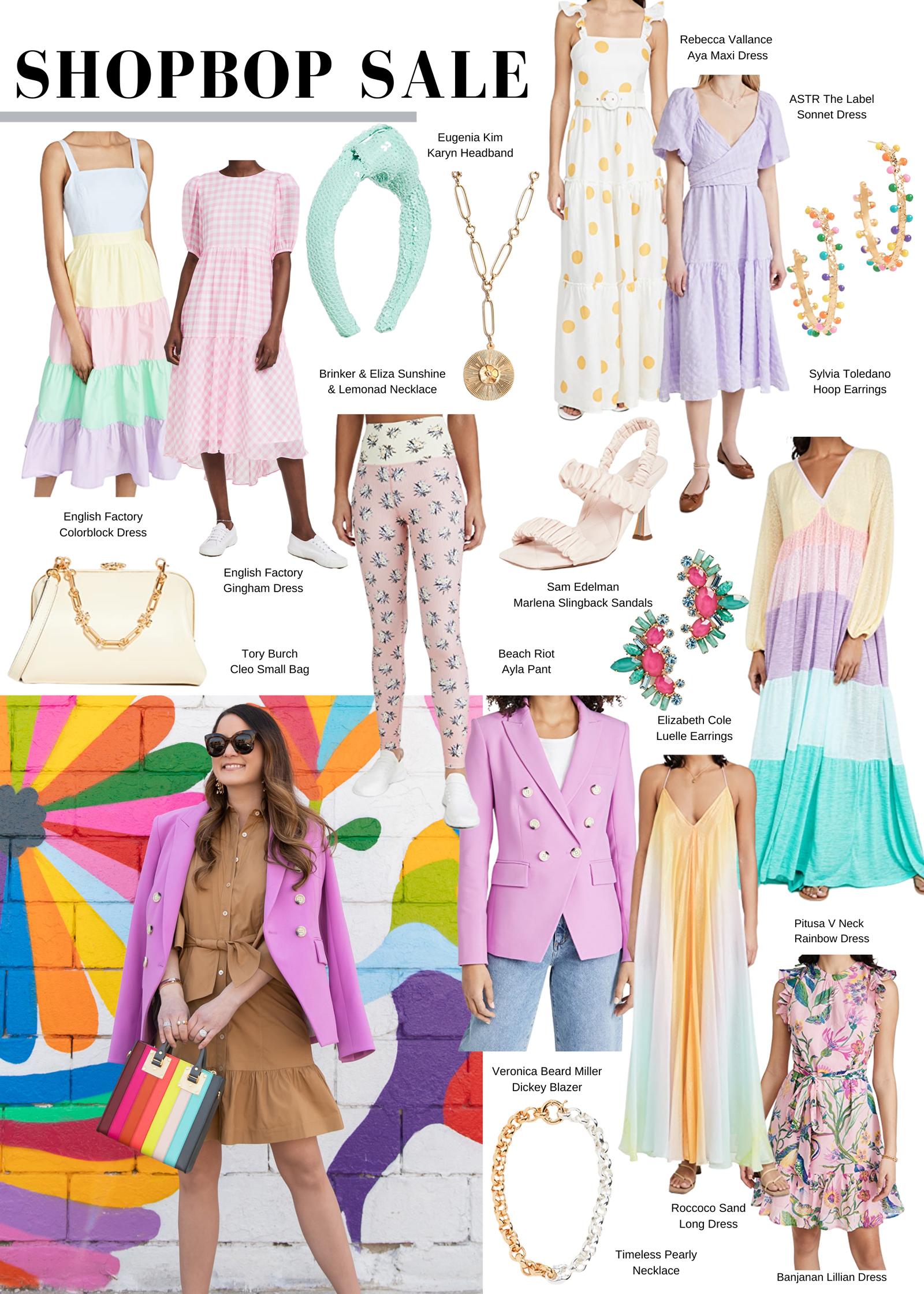 Shopbop Spring Sale 2021
