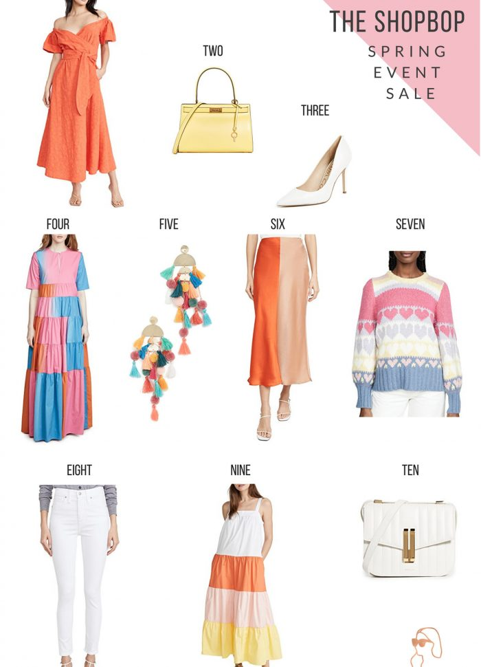 The Shopbop Spring Event Sale