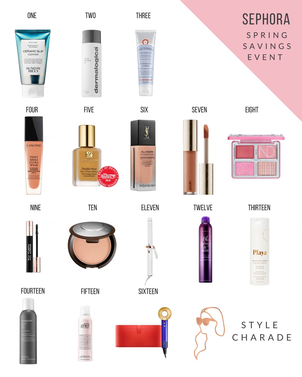 Sephora Spring Savings Event