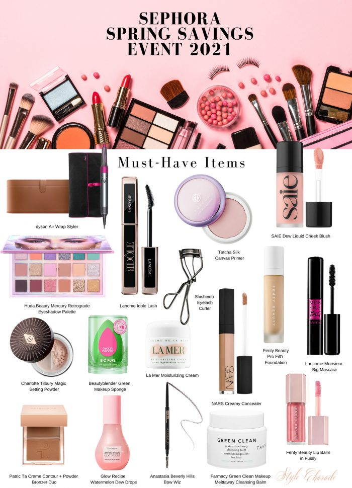 Best Items to Buy at the Sephora Spring Savings Event