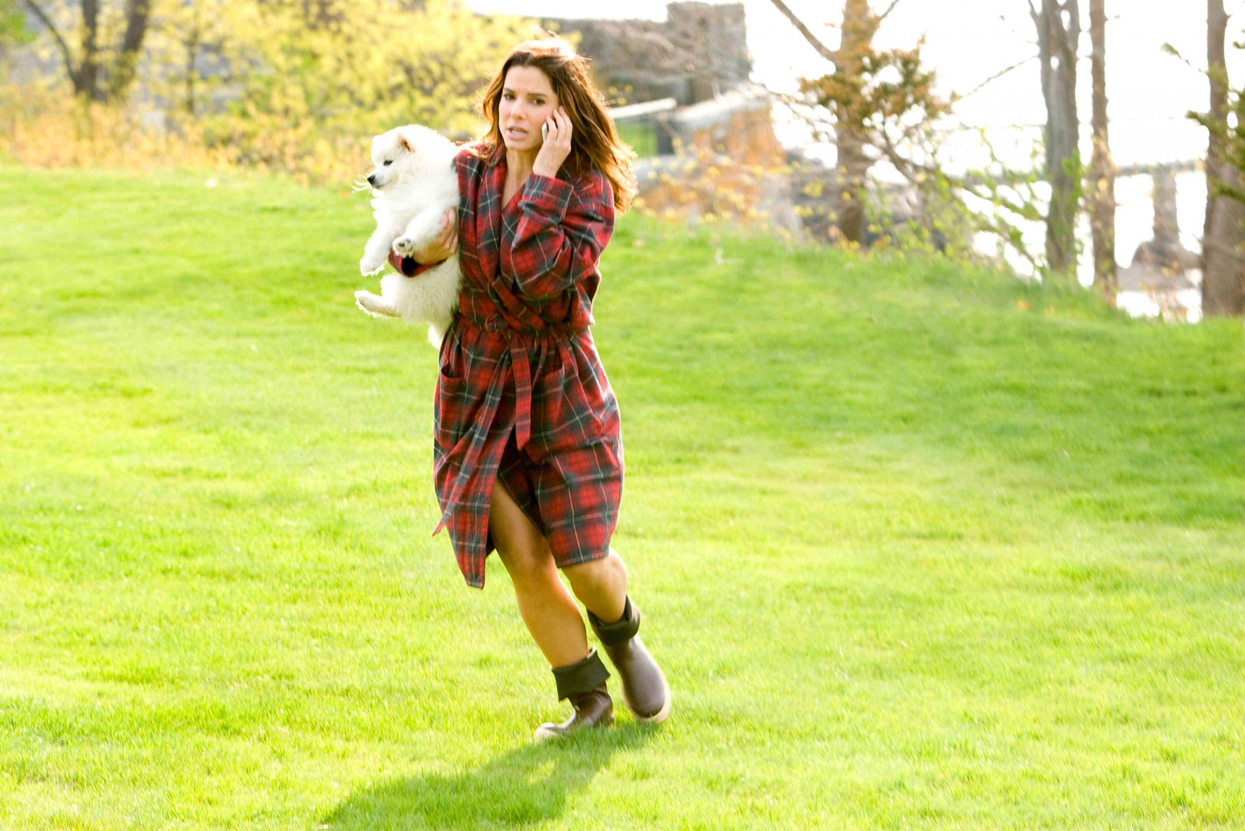 The Proposal Sandra Bullock Robe