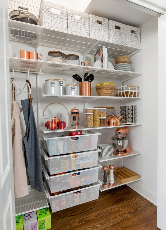 Pantry Storage Solutions for the Home