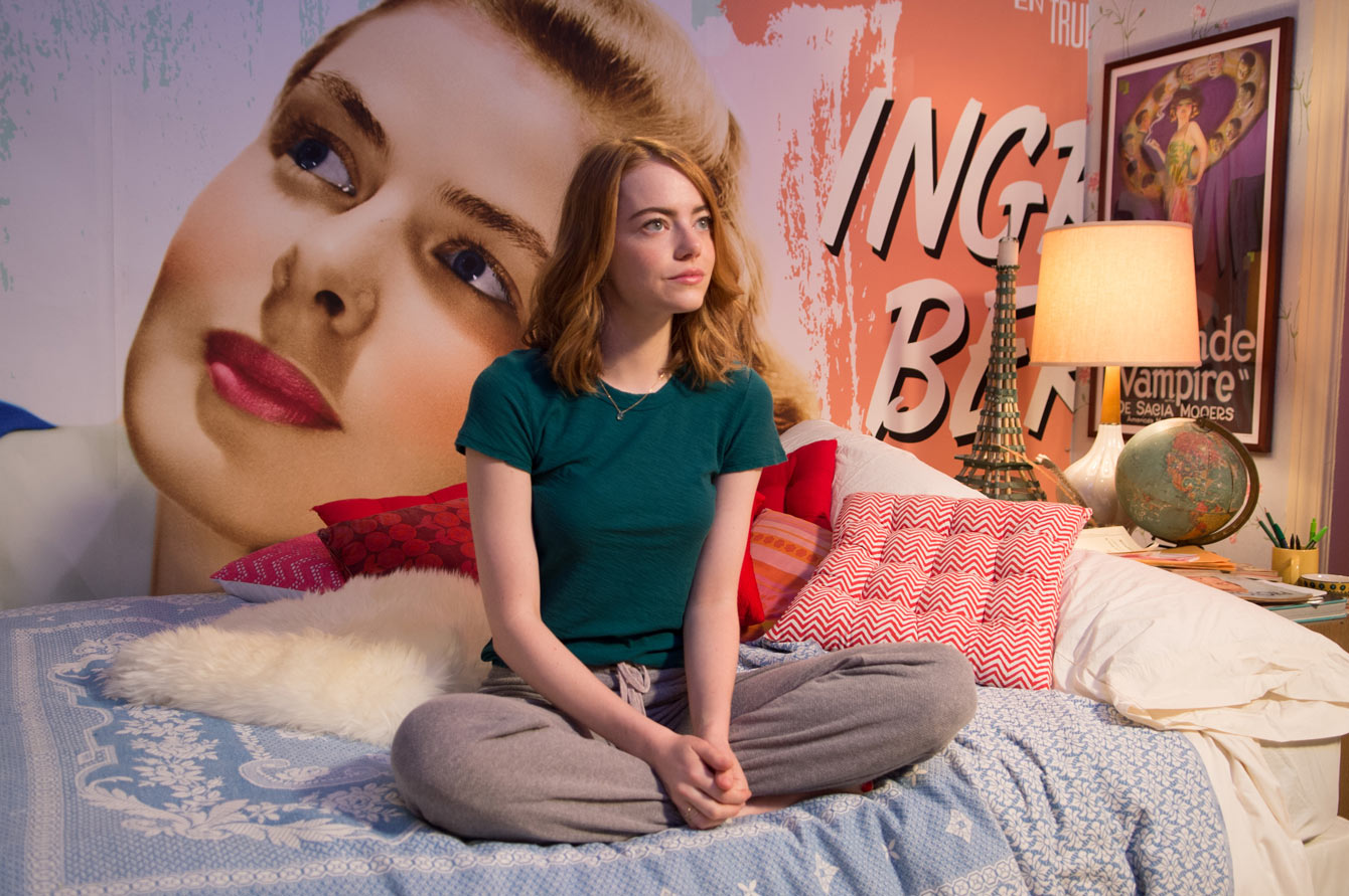 La La Land Emma Stone Pajamas