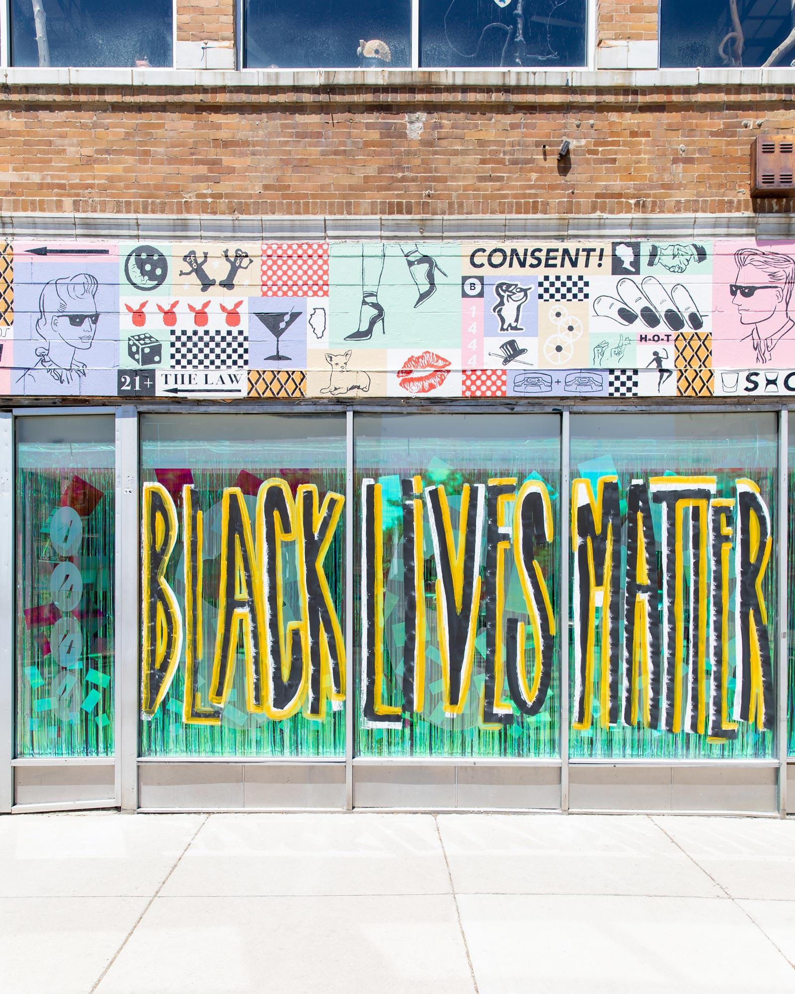 Beauty Bar Chicago Black Lives Matter