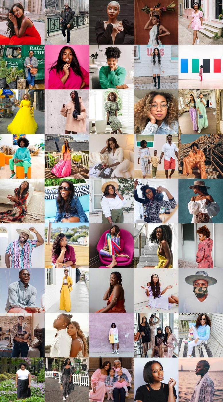 Black Influencers to Follow