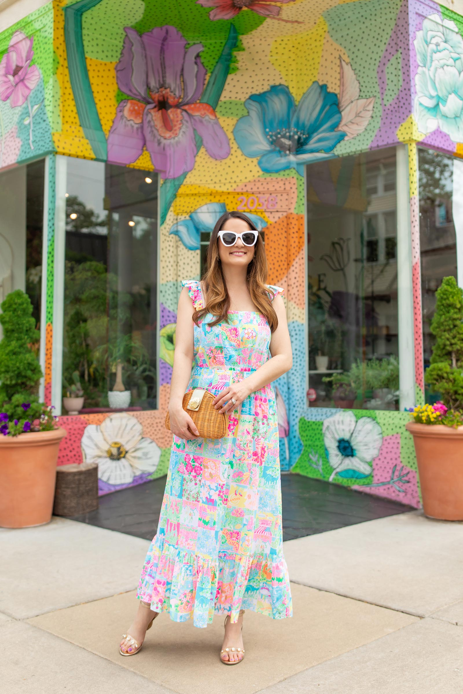 Lilly Pulitzer State of Mind Dress