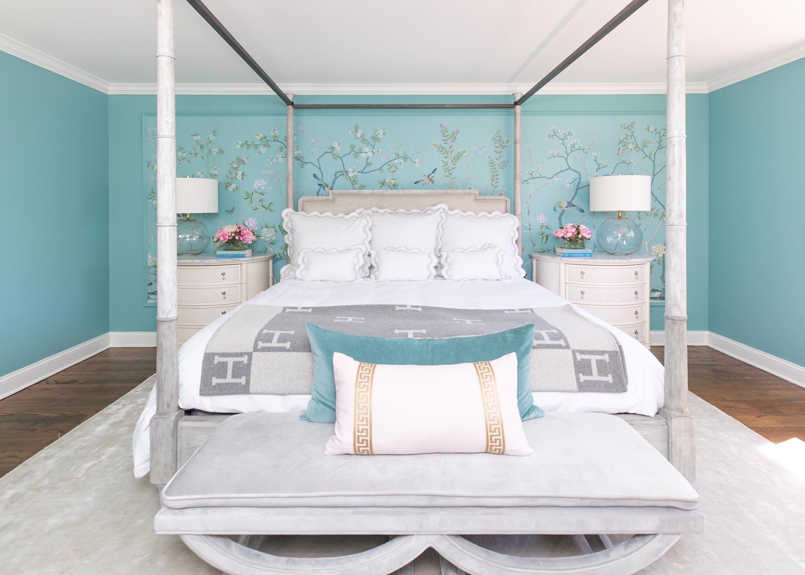 Jennifer Lake Frontgate Bedroom