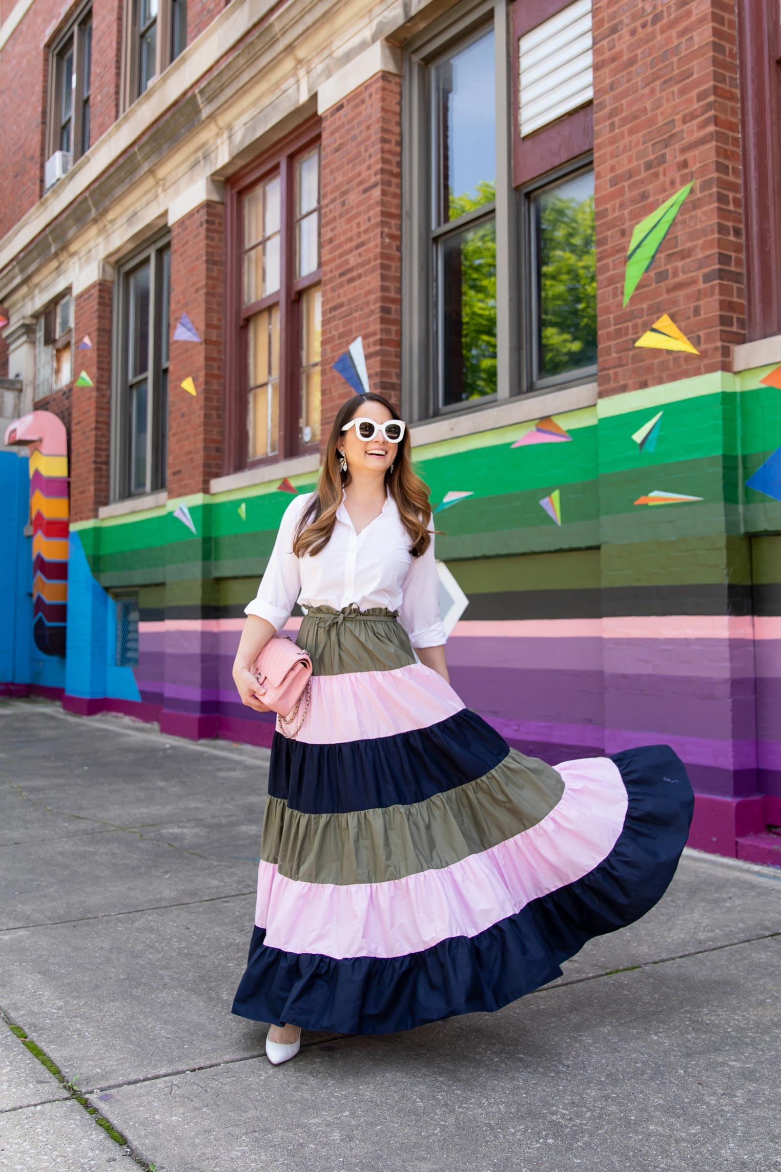 Jennifer Lake Hutch Skirt