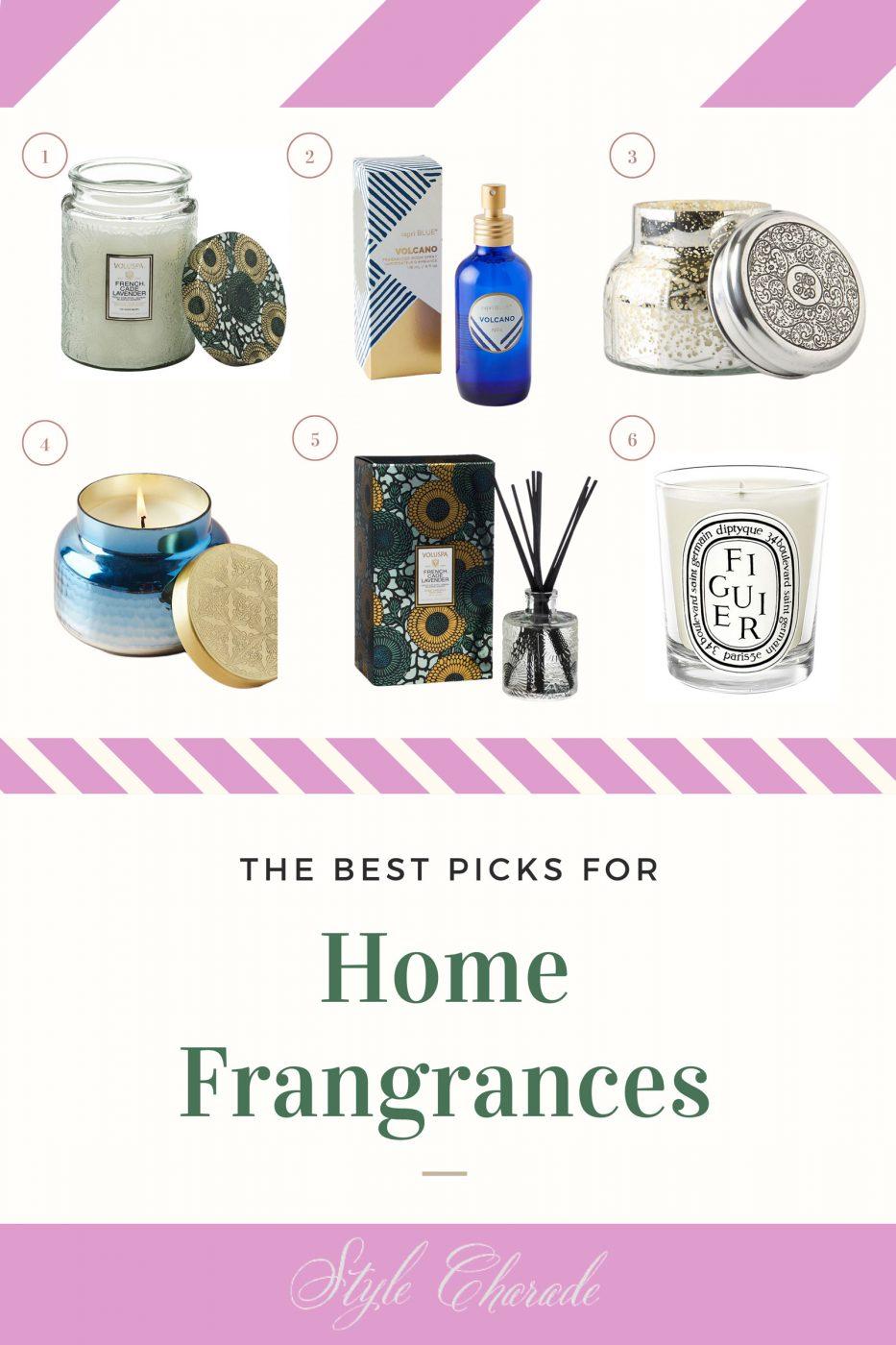 Best Home Fragrances
