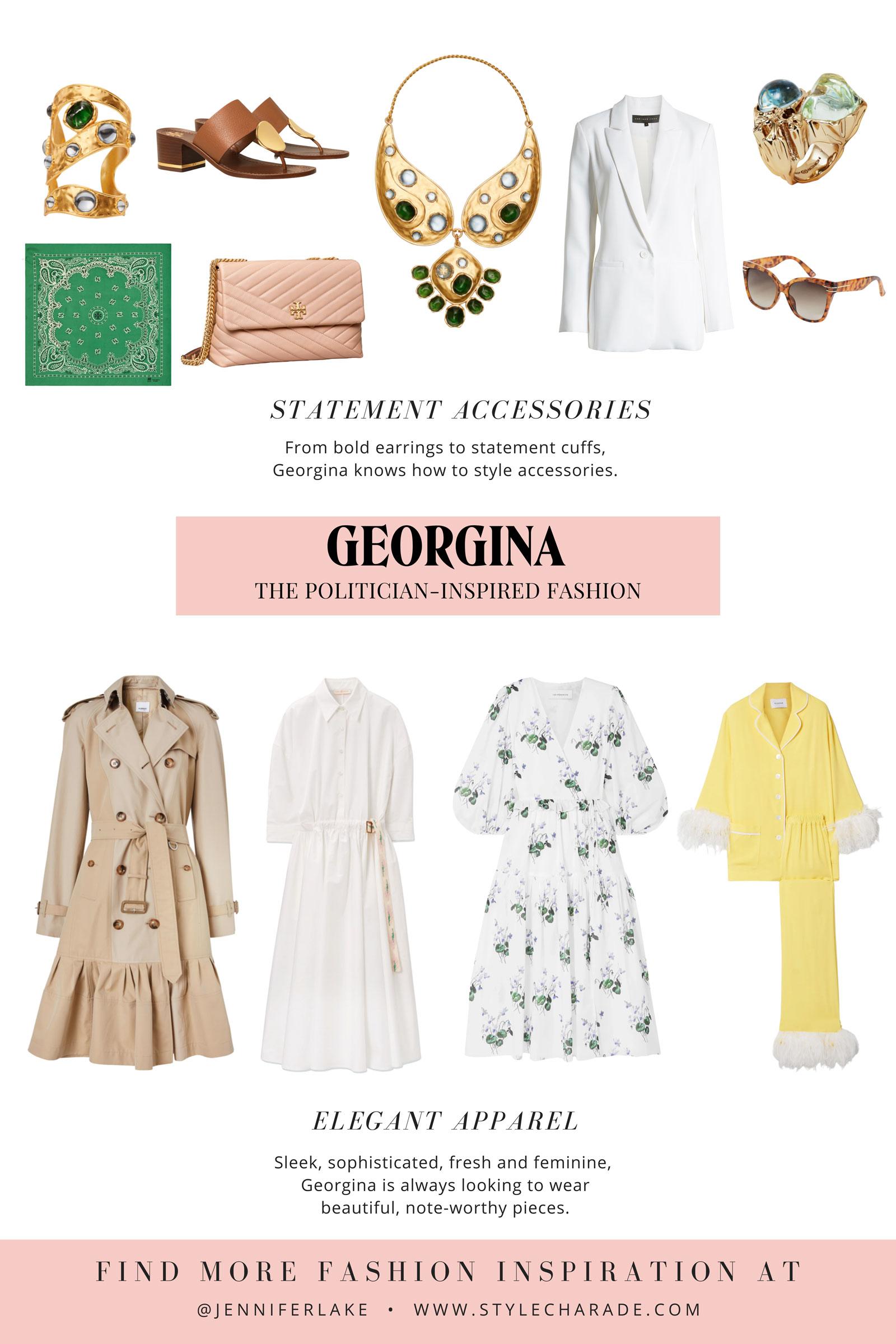 Politician Gwyneth Paltrow Style Inspiration