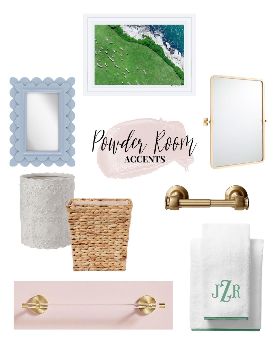 Powder Room Accessories