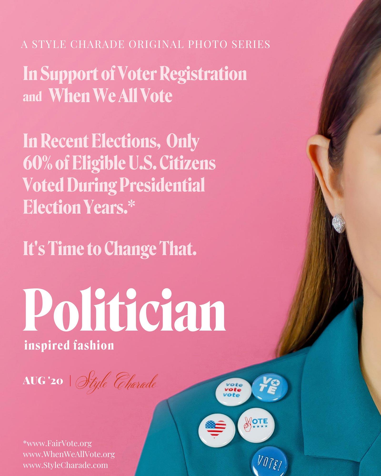 Politician Fashion Inspiration