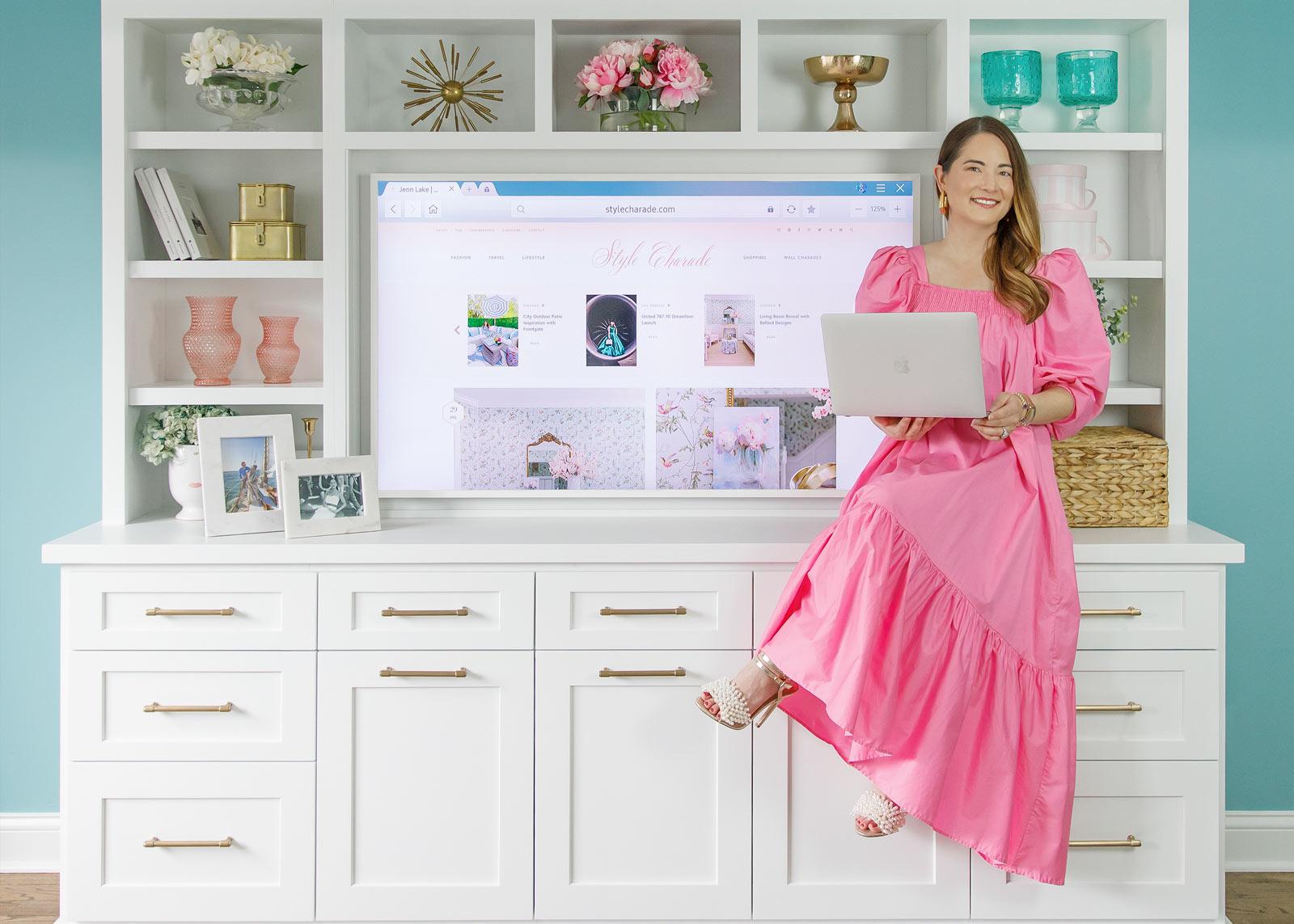 Jennifer Lake Blog Designer