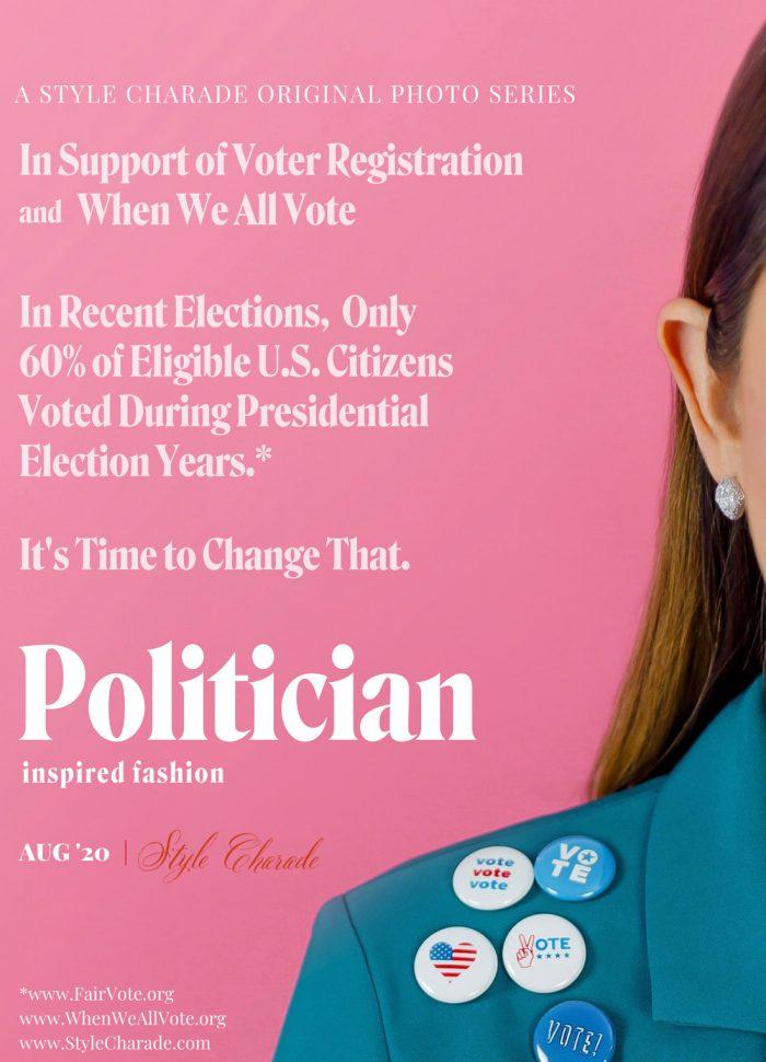 The Politician Fashion Inspiration