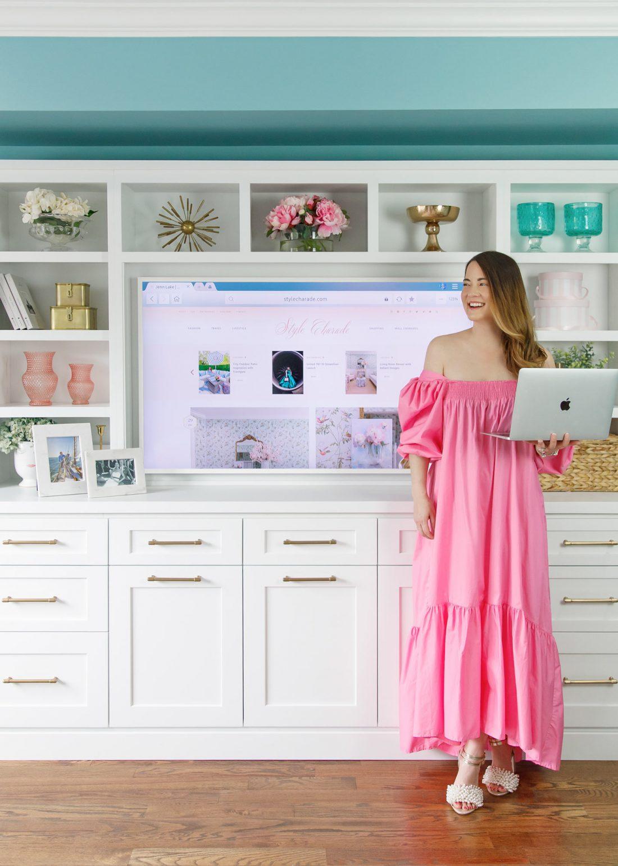 Jennifer Lake Style Charade Blog Design