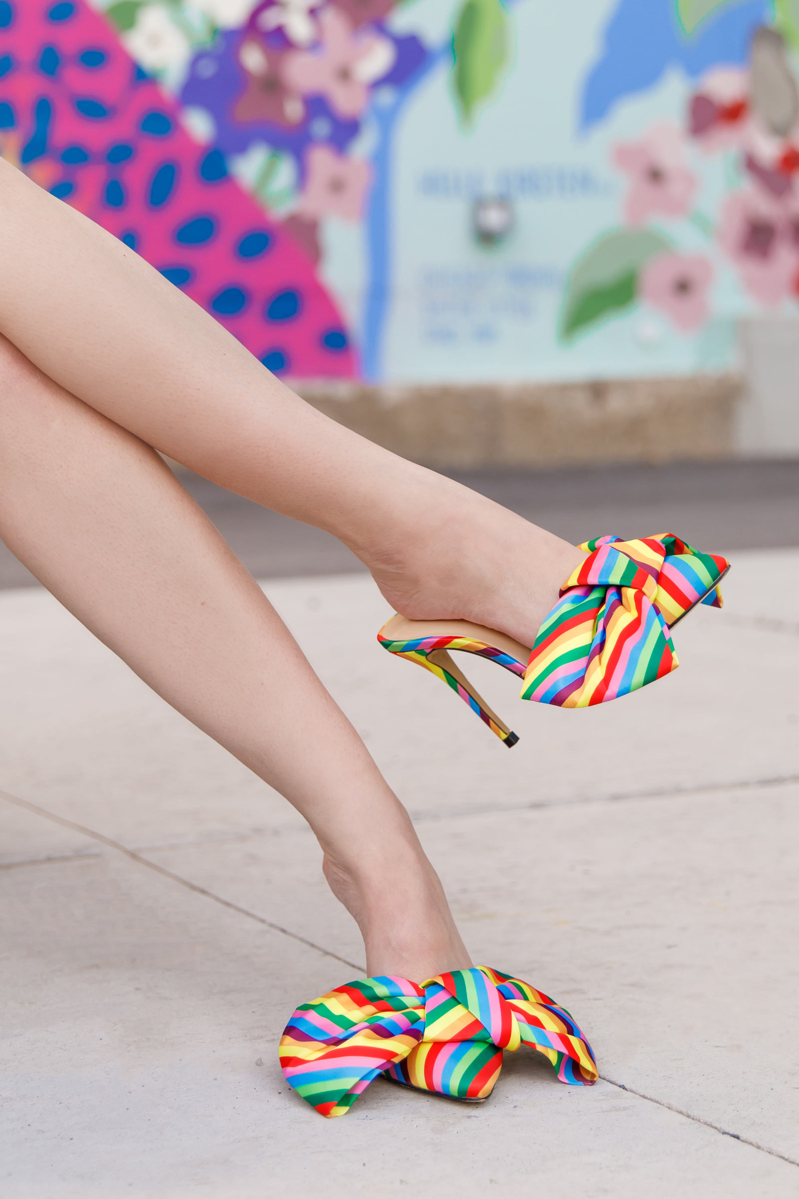 PNK Elephant Shoes