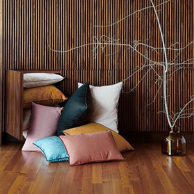 Crate Barrel Decorative Pillows
