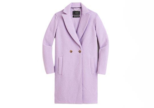 Lilac Coat