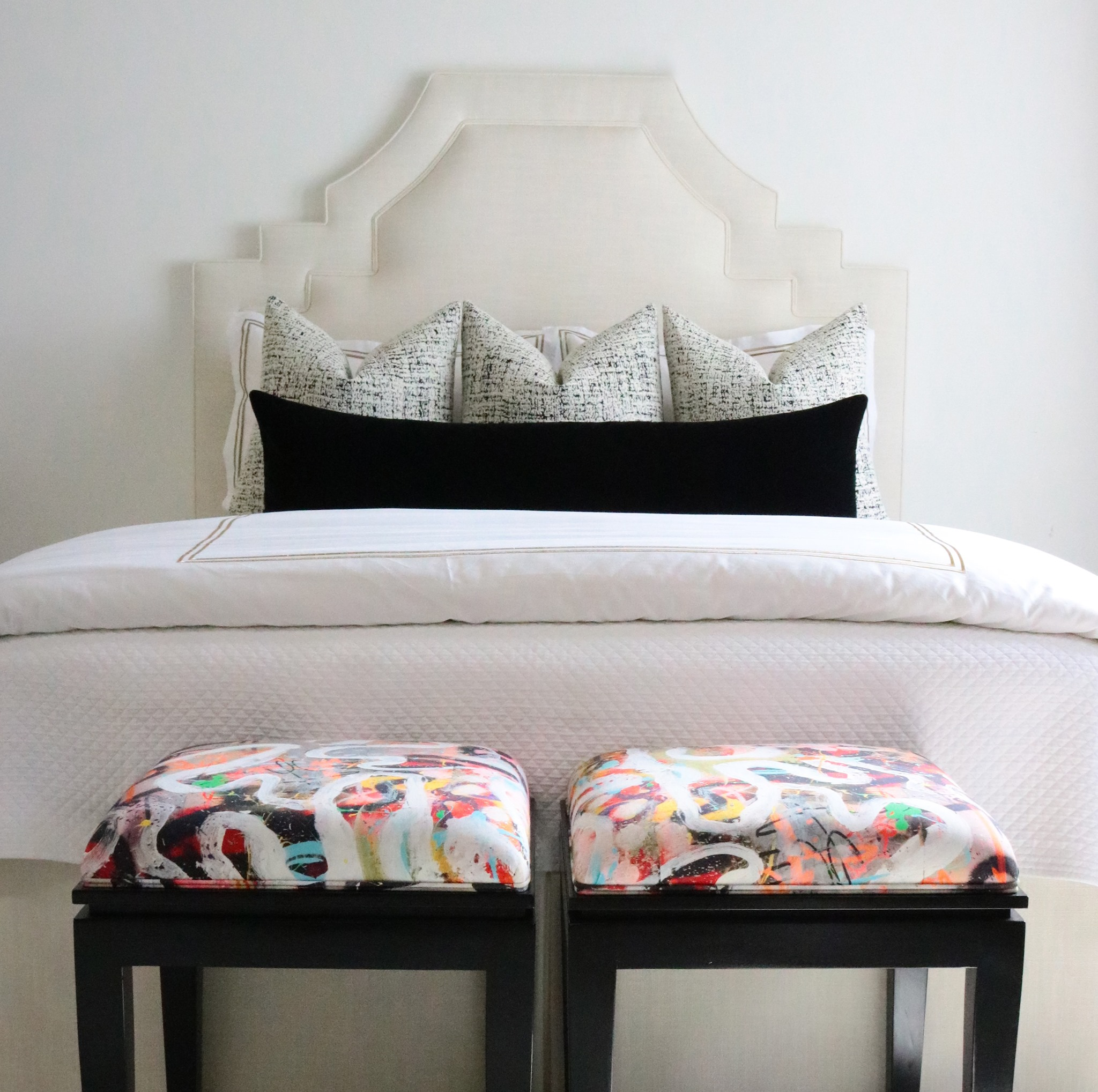 Little Design Co Pillows