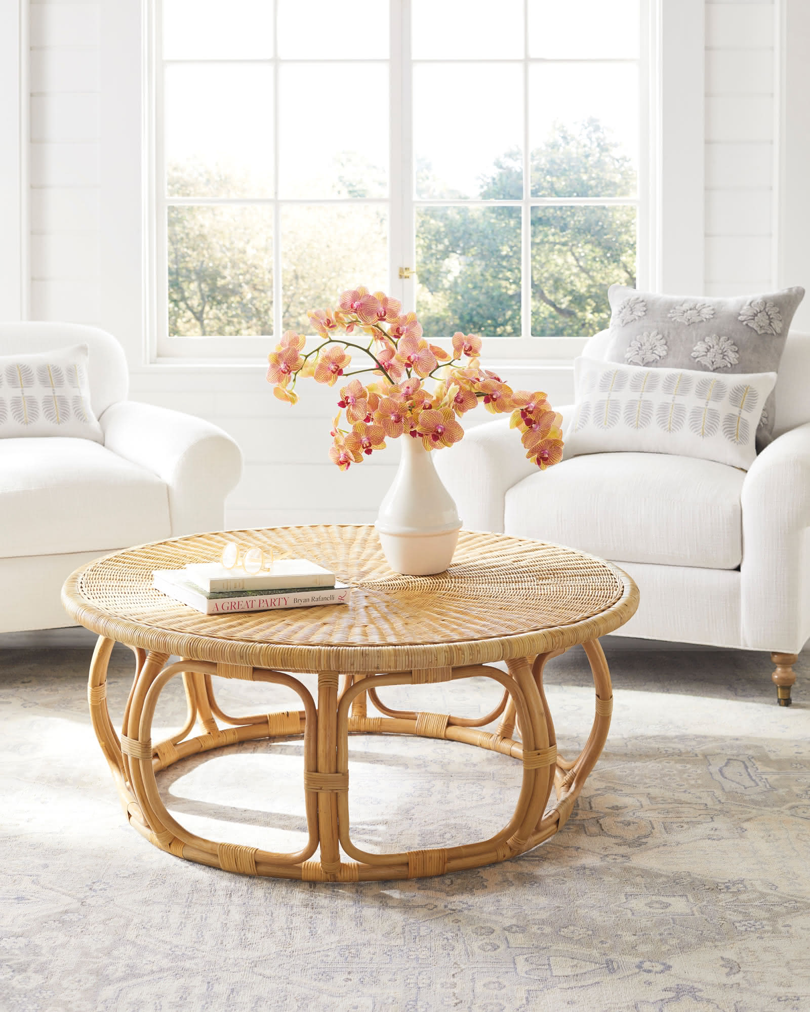 Serena Lily Coffee Table