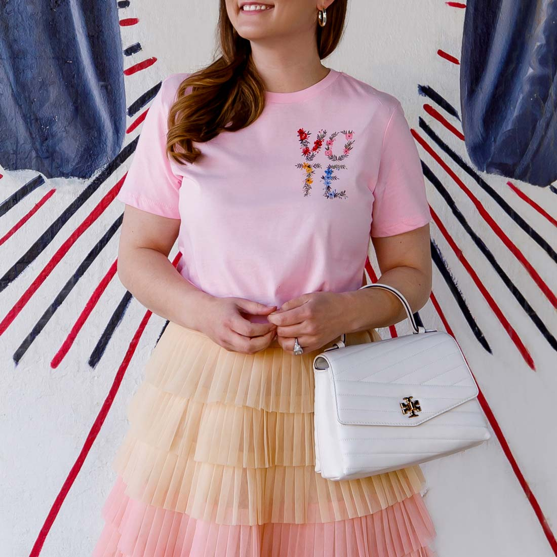 Camilyn Beth Vote Pink Tee