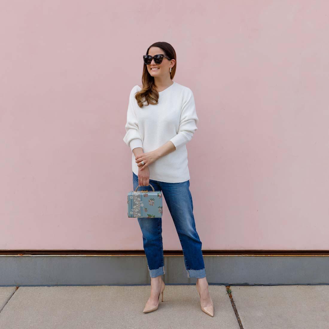 Jenn Lake Boyfriend Jeans