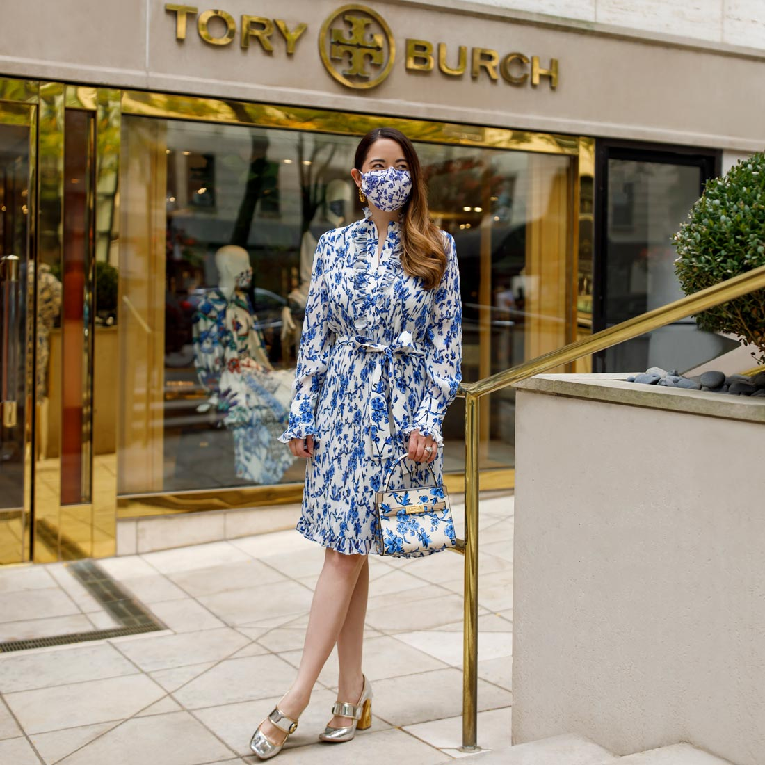 Jennifer Lake Tory Burch