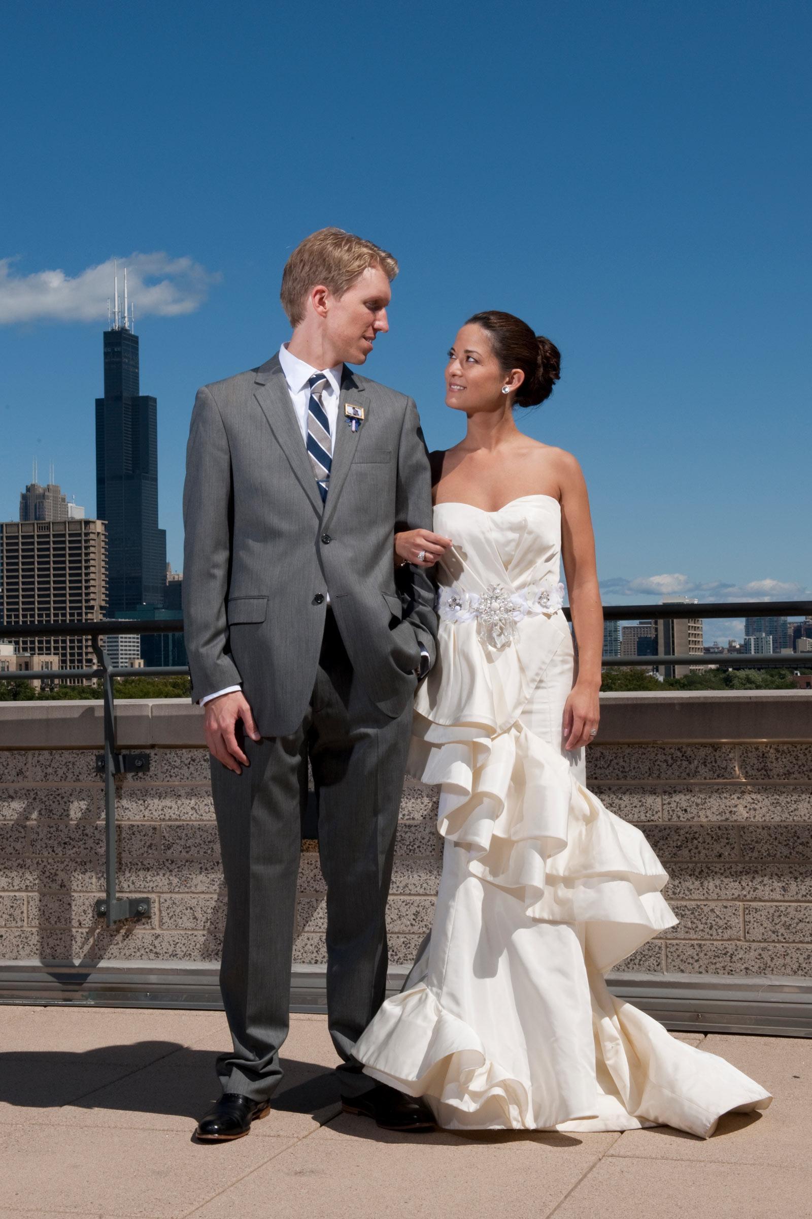Jennifer Lake Wedding Dress