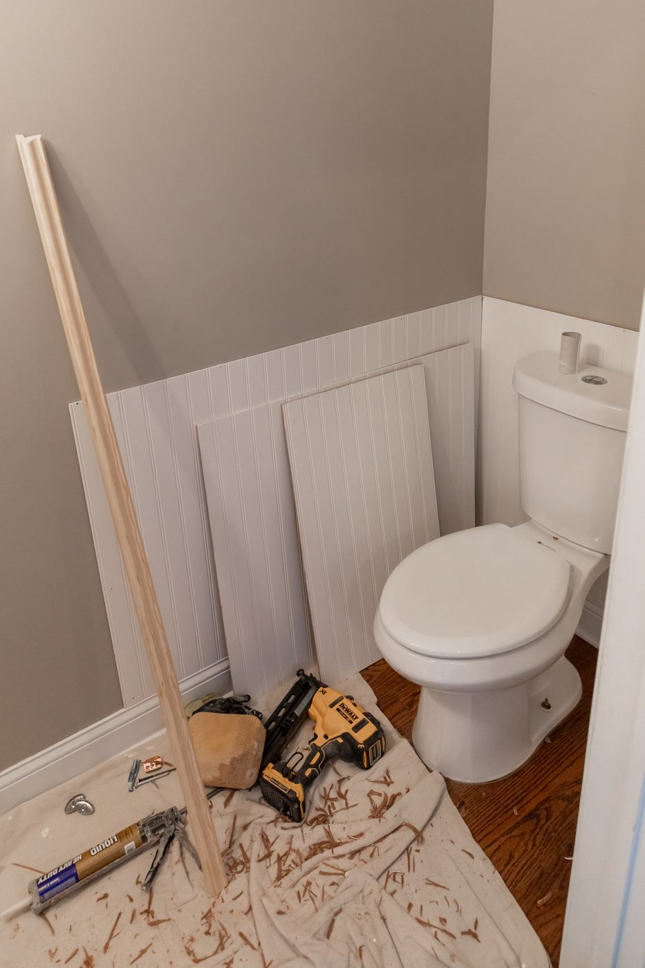 Jennifer Lake Bathroom Renovation