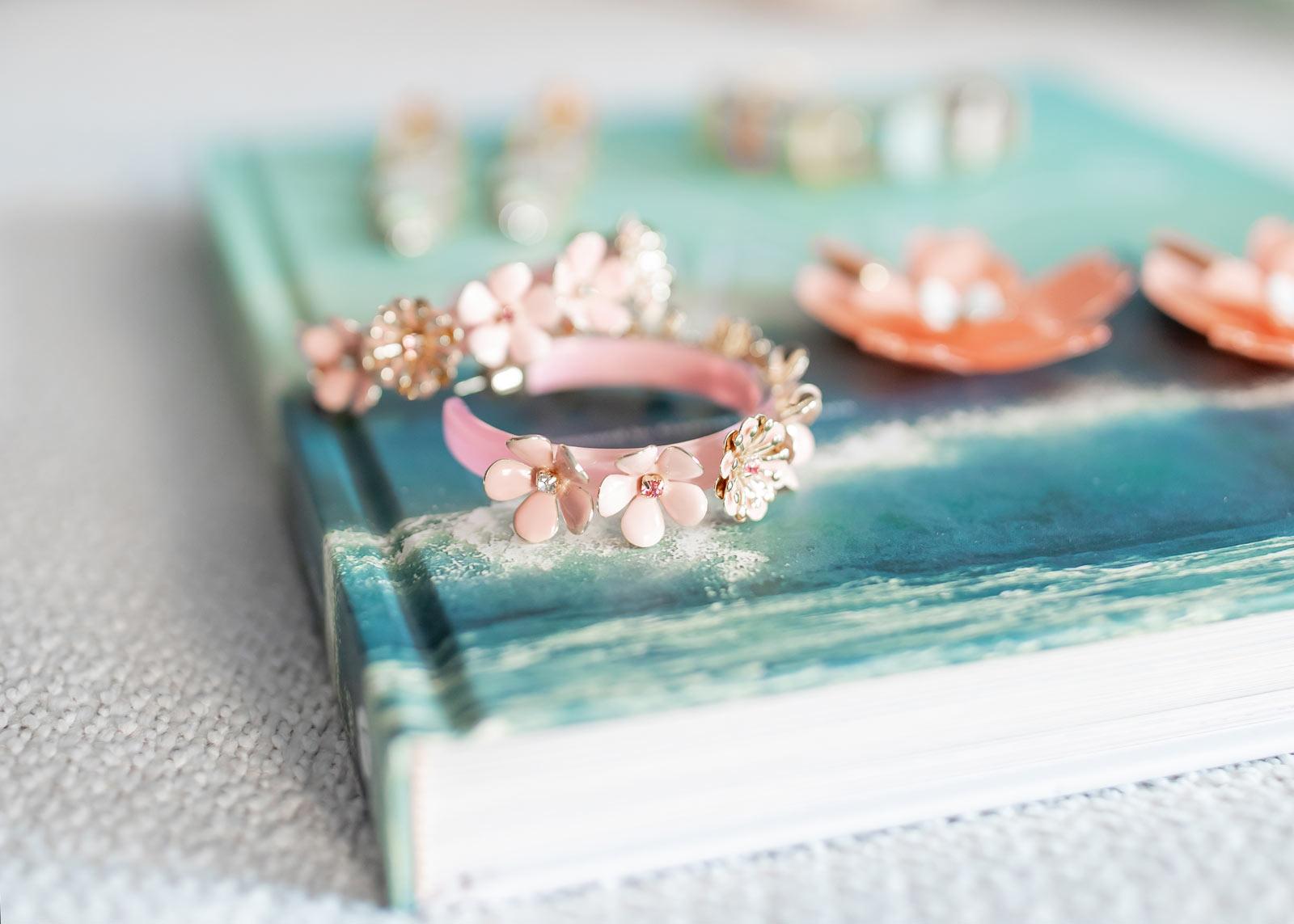 Jennifer Lake Von Bloom Floral Earrings