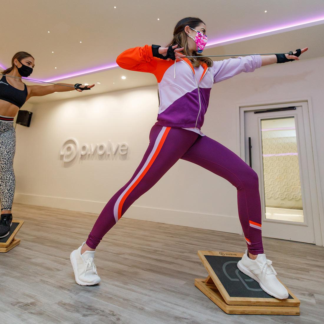 Jennifer Lake Workout